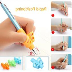 Silicone Pencil Grips Holder Ergonomic Pen Grippers Writing