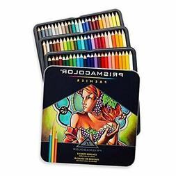 Sketch and Drawing Pencils 72 Piece Oil Based Colored Set Hi