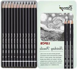 Bianyo Sketch Pencil Drawing Pencils Art Pencils Drawing Kit