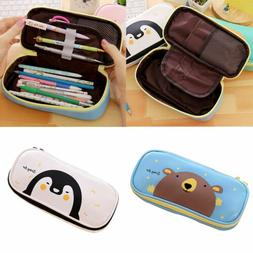 Student Kids Pencil Case Pen Pouch Box Bag School Office Sup