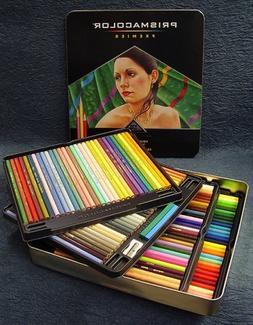 Prismacolor Thick Lead Art Pencils, 120 Color Set