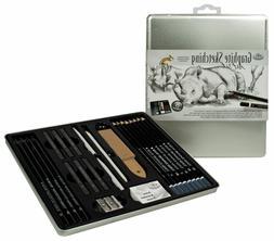 Royal & Langnickel Standard Tin Graphite Sketching Art Set
