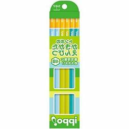 *Tombow Pencil pencil ippo! Writing 4B 1 dozen KB-KPN02-4B