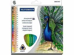 Staedtler Staedtler Tradition Color Pencil Set -STD1270C48A6
