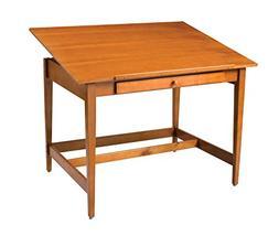 Alvin VAN48 Vanguard Drawing Room Table 36 inches x 48 inche
