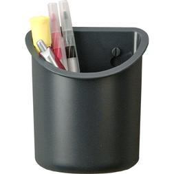 Officemate Verticalmate Pencil Cup, Gray