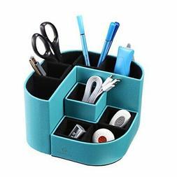 VPACK  Desk Organizer Pencil Cup Pen Holder Office Supplies