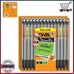 BIC Xtra-Life Mechanical Pencil, Medium Point 0.7 mm 40-Coun