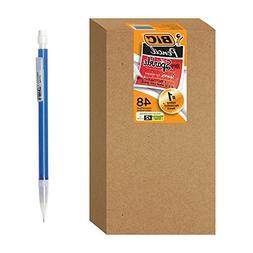 BIC Xtra Sparkle Mechanical Pencil, Colorful Barrel, Medium