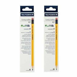 Yellow Pencil 134 - 2B, HB 1Dozen or 6piece